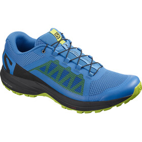 Salomon M's XA Elevate Shoes indigo bunting/black/lime green